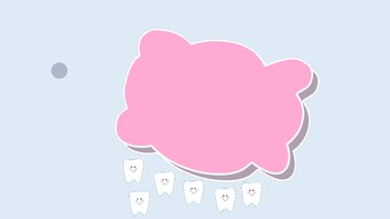 Interactive Tooth Fairy Counting Notebook