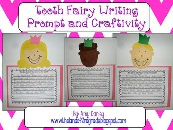 Tooth Fairy Craftivity
