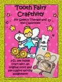 Dental Health Craft Original Story Tooth Fairy