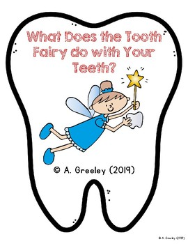Tooth Fairy Creative Writing