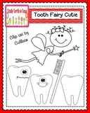 Tooth Fairy Cutie Clip Art