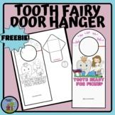 Tooth Fairy Door Hanger Craft