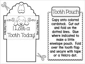 Tooth Fairy Fun!