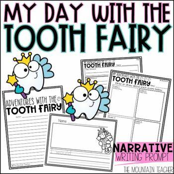 Tooth Fairy Imaginative Narrative & Craft