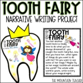 Tooth Fairy Imaginative Narrative & Craft