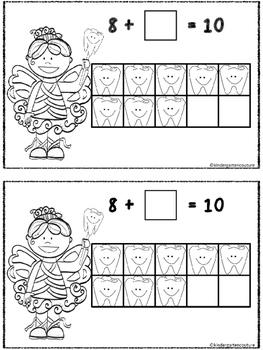 Tooth Fairy Make 10