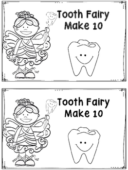 Tooth Fairy Make 10