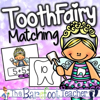 Tooth Fairy Matching Cards