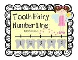Tooth Fairy Number Line   1-100 Number Line