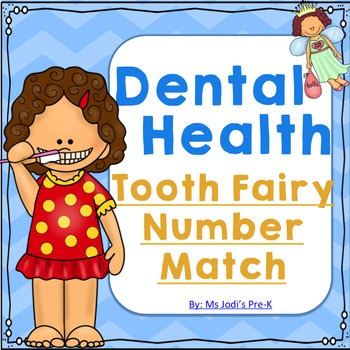 Tooth Fairy Number Match
