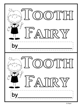 Tooth Fairy Student Book