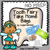 Tooth Fairy Take Home Bags