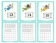 Tooth Fairy Ten Frame / Number Match   (10 - 30)