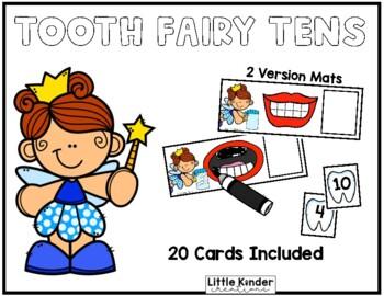 Tooth Fairy Tens: Making Ten