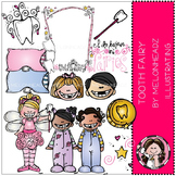 Tooth Fairy clip art - COMBO PACK- by Melonheadz