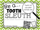 Tooth Sleuth:  A QR Code Investigation