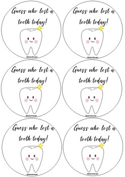 Tooth Tags