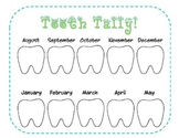 Tooth Tally Chart