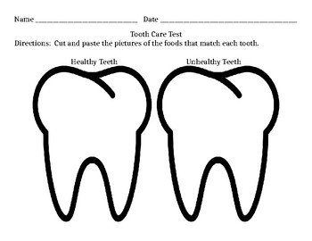 Tooth Test