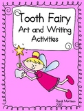 Tooth Fairy Craft and Writing