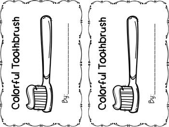 Toothbrush Chart for Dental Health