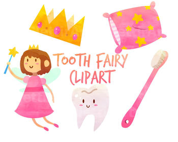 Toothfairy Clip art, for personal and commercial use