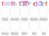 Toothly Tally Chart
