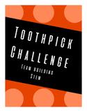 Toothpick Challege