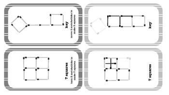 Toothpick (Matchstick) Puzzles