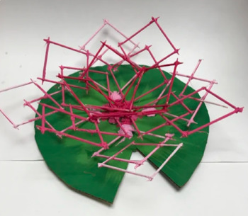 Toothpick Sculpture Project Explanation and Examples