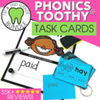 Phonics Toothy™ Task Kits | Games & Activities | Spiral Review Bundle