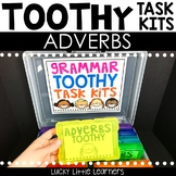 Adverbs Toothy™ Task Kits