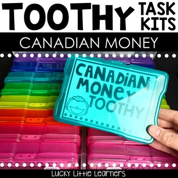 Toothy™ Task Kits - Canadian Money