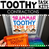 Contractions Toothy™ Task Kits