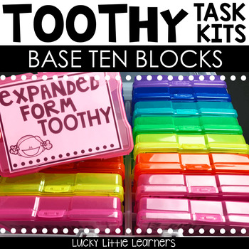 Toothy™ Task Kits - Expanded Form