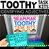 Identifying Adjectives Toothy™ Task Kits -