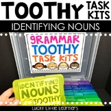 Identifying Nouns Toothy™ Task Kits