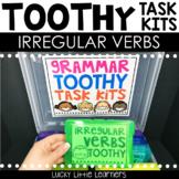 Toothy™ Task Kits - Irregular Verbs