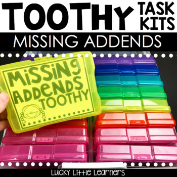 Toothy™ Task Kits - Missing Addends