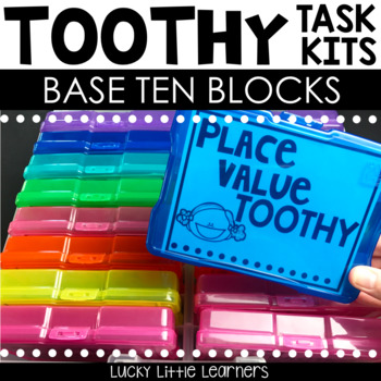 Toothy™ Task Kits - Place Value