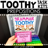 Prepositions Toothy™ Task Kits