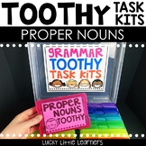 Proper Nouns Toothy™ Task Kits