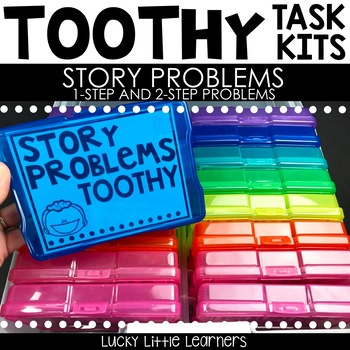 Toothy™ Task Kits - Story Problems (1-step and 2-step)