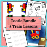 Tootle Study Guide Bundle with Games Crafts and More