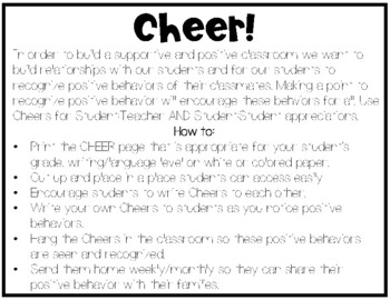 Tootles- Postive Behavior Reinforcement (PBIS)