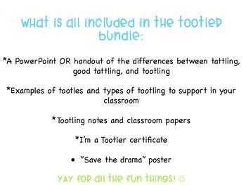 Tootling Bundle