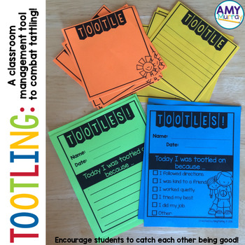 Tootling: Classroom Management Tool