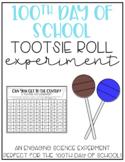 Tootsie Pop Experiment