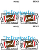Tootsie Roll Handout, Let's Roll, First Day of School, Gifts, Instant Download