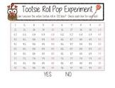 Tootsie Roll Pop Experiment